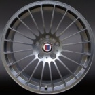 "new 19"" Alpina Classic C12 alloy wheels"