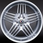 "new 19"" Alpina Dynamic D01 alloy wheels"