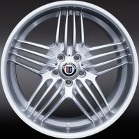 "19"" Alpina Dynamic D01 wheels 3611202 3611224"