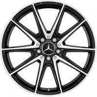 "20"" AMG 10 Spoke wheels A19040110007X23 A19040106007X23"