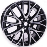 "19"" JCW R134 Cross Spoke wheels 36116854451"