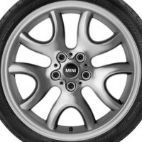 "19"" MINI R139 Y Spoke wheels 36109809485"