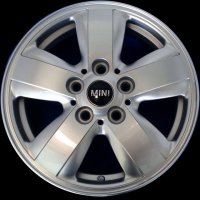 "15"" MINI 492 Heli Spoke wheels 36116855101"