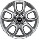 "new 16"" MINI 494 Loop Spoke alloy wheels"