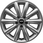 "new 17"" MINI 499 Cosmos Spoke alloy wheels"