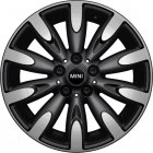 "new 17"" MINI 502 Roulette Spoke alloy wheels"
