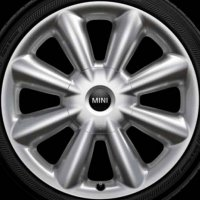 "18"" MINI 507 Cone Spoke wheels 36116855116"