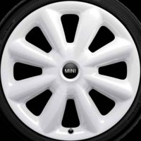 "18"" MINI 507 Cone Spoke wheels 36116859617"