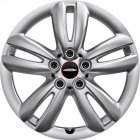 "new 17"" JCW 562 Track Spoke alloy wheels"
