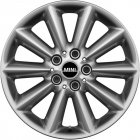 "new 17"" MINI 518 Vent Spoke alloy wheels"