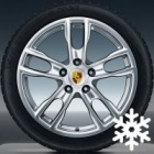 "new 19"" Porsche Boxster S III alloy wheels"