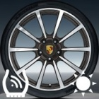 "new 20"" Porsche Carrera Classic III alloy wheels"