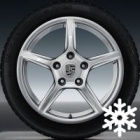 "new 18"" Porsche Boxster IV alloy wheels"
