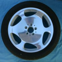 "18"" Mercedes Segin wheels B66471483"
