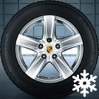 "new 18"" Porsche Cayenne S III alloy wheels"