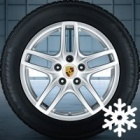 "new 19"" Porsche Cayenne Turbo III alloy wheels"