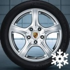 "new 18"" Porsche Panamera alloy wheels"