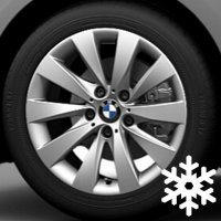 "17"" BMW 413 wheels 36116796240"