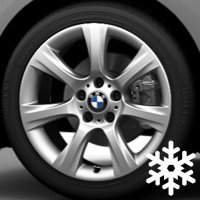 "18"" BMW 396 wheels 36116796246"