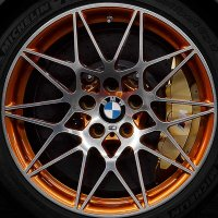 "20"" BMW 666M wheels 36112287510 36112287511"