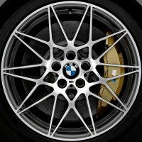 "20"" BMW 666M wheels 36112287500 36112287501"