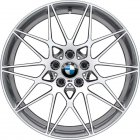 "new 20"" BMW 666M alloy wheels"