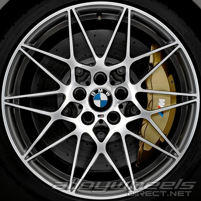 20 Quot Bmw 666m Wheels In Silver Alloy Wheels Direct 4184881