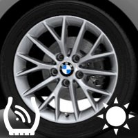 "17"" BMW 380 wheels 36316796205"