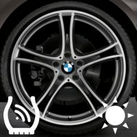 "19"" BMW 361 wheels 36116794369 36116794370"