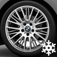 "18"" BMW 388 wheels 36116796218 36116796219"