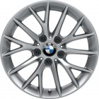 "new 17"" BMW 380 alloy wheels"