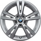 "new 18"" BMW 385 alloy wheels"