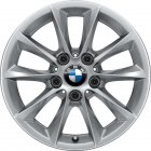 "new 16"" BMW 411 alloy wheels"