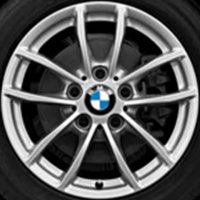 "16"" BMW 378 wheels 36316796202"