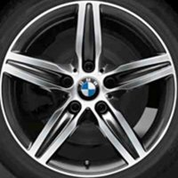 "17"" BMW 379 wheels 36116850151"