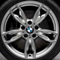 "18"" BMW 436M wheels 36117845870 36117845871"