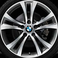 "18"" BMW 384 wheels 36116796210 36116796211"