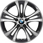 "new 18"" BMW 384 alloy wheels"