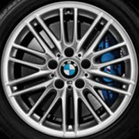 "17"" BMW 460M wheels 36117846782 36117846783"
