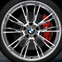 "19"" BMW 624M wheels 36116864390 36116864391"