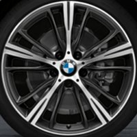 "19"" BMW 660 wheels 36116872156 36116872157"