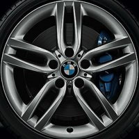 "18"" BMW 461M wheels 36117852489 36117852490"
