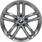 "new 18"" BMW 461M alloy wheels"