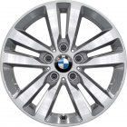 "new 17"" BMW 655 alloy wheels"