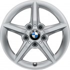 "new 16"" BMW 654 alloy wheels"