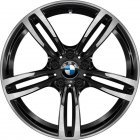 "new 19"" BMW 437M alloy wheels"