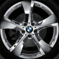"20"" BMW 311 wheels 36116792679 36116792680"