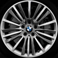 "19"" BMW 423 wheels 36116851071 36116851072"
