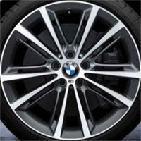 "20"" BMW 464M wheels 36116854558 36116854559"