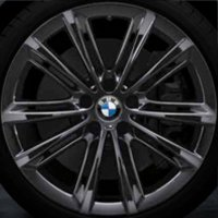 "20"" BMW 464M wheels 36116854560 36116854561"